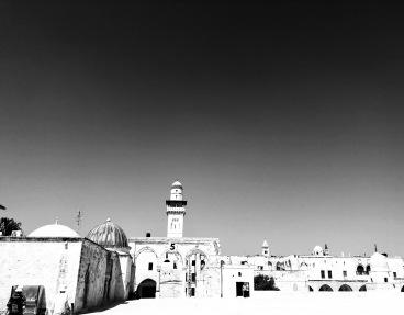 Monte del Templo - Jerusalén