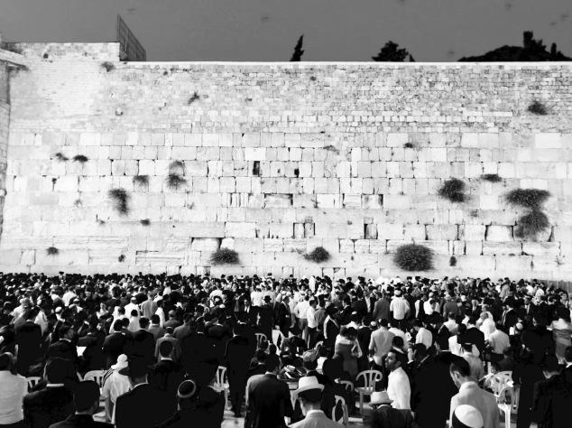 Muro de las Lamentaciones - Jerusalén