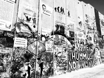 Muro de Separación - Cisjordania