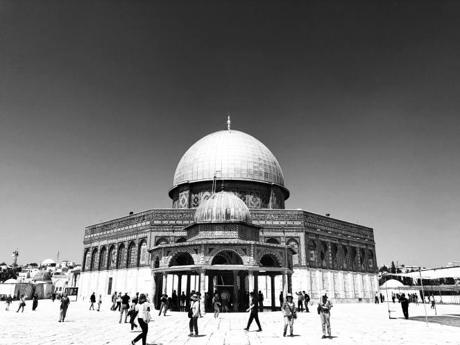Cúpula de la Roca - Jerusalén